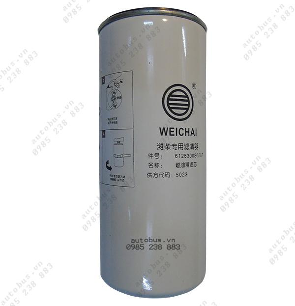 Bộ lọc nhiên liệu tinh Weichai