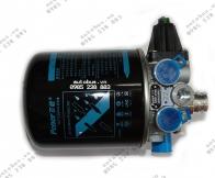 Bộ lọc tách khí xe khách Thaco