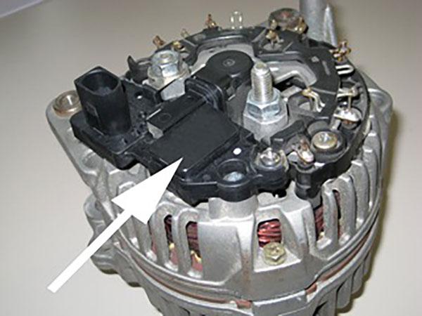 Tiết chế máy phát điện cho xe khách